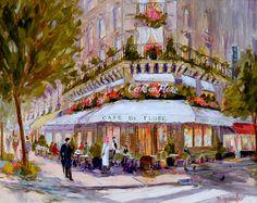 Café em Paris...