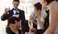 Aufbau einer lustigen Hochzeitsrede