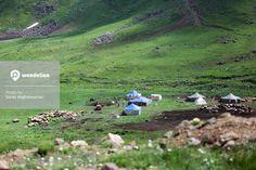 Yezidi Camp near Gegharot #Waterfall in #Armenia. #Aragats #Nature #Wandelion