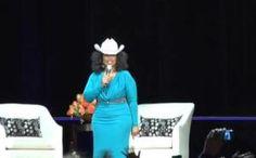 Winfrey shares inspiring message in Calgary