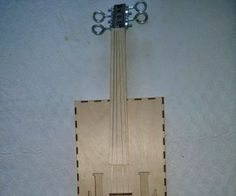 How to make a violin for a school project pinterest craft how to help your child make a violin ccuart Image collections