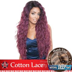 Isis Red Carpet Synthetic Hair Cotton Lace Front Wig - Rcp809 MARIGOLD [10655]