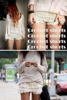 shorts + shorts + shorts