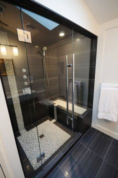 When designing your bathroom you should pick a style that will be easy to clean, maintain, and is functional. These beautiful and unique shower designs will br