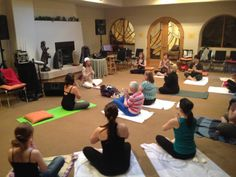 Experience Yourself 2013 Sedona, AZ women's retreat featured Tina Marie-Bertoli as our Kundalina Yoga instructor. The best part is you decide which sessions you want to attend during a retreat. Look for announcements for our 2014 guest line-up. Visit www.experienceyourself.net