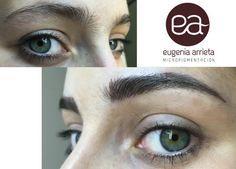 Eugenia Arrieta Micropigmentación Micropigmentación de cejas - Eugenia Arrieta