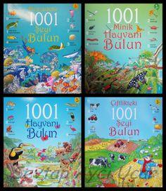 1001 Şeyi Bulun