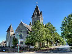 St. Andrews United Church - Nanaimo BC Canada