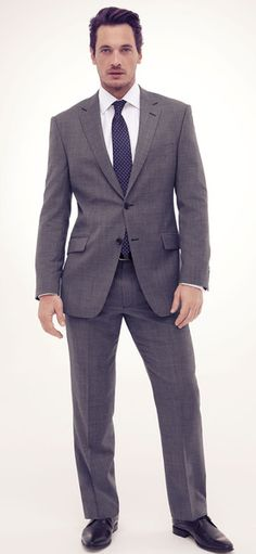 M&S Perfectly Tailored Ultimate Suit
