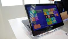 Samsung Shows Windows 8 Dual Screen Laptop Prototype - The Technology Zone
