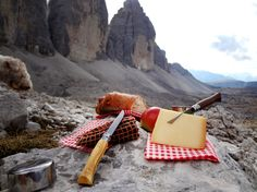 An den Drei Zinnen in #Südtirol (Foto C.Stank)