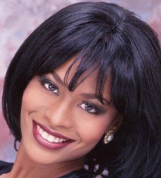 Margaret Bourgeois - Miss T&T Universe 1997