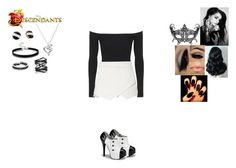 """""""Persia Marionette - Daughter of the Puppet"""" by maxinehearts ❤ liked on Polyvore featuring Topshop, Bettie Page, NOVICA, Eva Fehren, Franco Gia, Kate Spade, OC, Descendants and fnaf"""
