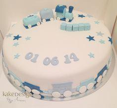 gutt dåp - Google-søk First Birthday Cakes, Birthday Parties, Baby Boom, Crochet Baby, First Birthdays, Fondant, Baby Shower, Sweet, Dessert