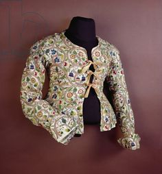 Jacket. 1620s.