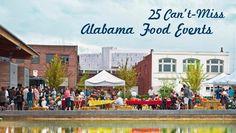 Year of Alabama Food