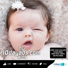 Try 10dayads.com wink ‪#‎Free‬ ‪#‎advertising‬ ‪#‎sites‬ ‪#‎freeclassifiedsitesinusa‬ ‪#‎freeclassifiedadsforadults‬