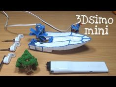What can the 3Dsimo mini do? 3D Pen, Soldering, Burning, Cutting  | Review and first text - YouTube