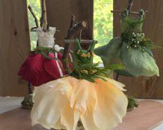 Miniature Bridge Fairy Garden Fairy Garden by OliveNatureFolklore