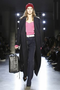 Zadig Voltaire Fashion Show Ready to Wear Collection Fall Winter 2017 in New York