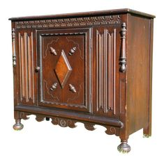 Shop Chairish, the design lover's curated marketplace for the best in vintage and contemporary furniture, decor and art. Sideboard Buffet, Credenza, Cupboard, Cabinet, Spanish Revival, Jacobean, Mid Century Modern Furniture, Victorian Era, Mid-century Modern