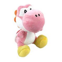 Nintendo 6-inch Super Mario Yoshi Plush Toy