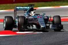 #Rosberg gana con autoridad en #Montmeló #Formula1
