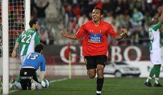 Arango anotó 50 goles en el Mallorca, en 5 temporadas con el conjunto español.