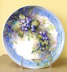 Blueberry Kitchen Canisters | Lemon and Blueberry Kitchen on Pinterest | Lemon…
