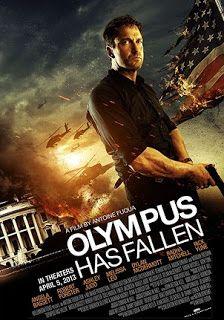 Olympus Has Fallen (2013) Hindi Dubbed Watch Online