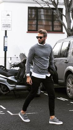 Smart casual style for men #mensfashion #fashion #style