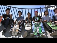 Learning the Physics of Skateboarding Engages Kids in Science - YouTube