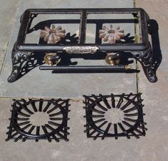 Antique Stoves Price Guide 102.50