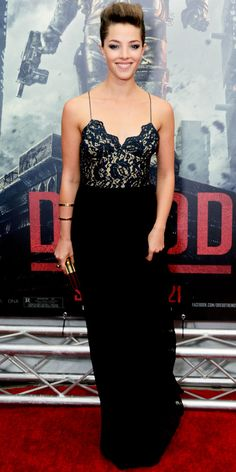 Look of the Day: September 19, 2012 - Olivia Thirlby : InStyle.com