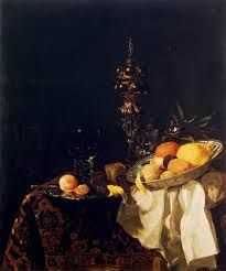 baroque still life figues - Google Search
