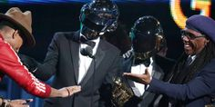 Grammy 2014: trionfano i Daft Punk #music #grammys #grammy2014 #awards #websista