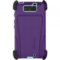 Motorola Droid MAXX Compatible Otterbox Defender Rugged Interactive Case and Holster - Lily - $49.90
