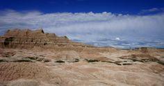 Badlands National Park USA