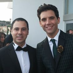 Mika in Cannes