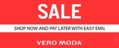 Pull up your socks as you're about to witness some of the trendiest styles for the best deals at #VeroModa at #ForumCourtyard!