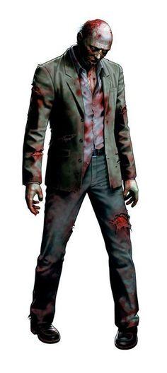 Resident Evil Zed