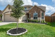 Like new 2015 home at 22622 Crate Falls Drive Hockley TX 77447 is listed for sale for $226,990.