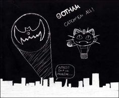 Gotham catch'em all !