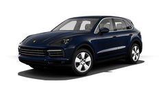 I´ve configured my Porsche Cayenne - check it out! Co2 Emission, 100 Km, Porsche Cars, Vehicles, Blue, Delivery, Cars, Vehicle, Tools