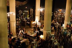 10 inspiring bookstore around the world ~ the last bookstore // looks like I need to go back to LA :(