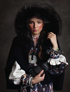 More reasons to visit Romania here… Beautiful People, Most Beautiful, Beautiful Women, Romania People, Romanian Girls, Visit Romania, Tribal Fashion, Fashion Images, Feminine Style