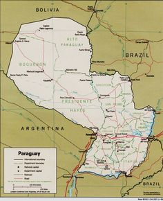 Paraguay Paraguay Travel Доступ к сайту для информации Bolivia, Geography Map, Belize City, Iguazu Falls, Belize Travel, Cayman Islands, Tourism, Blog, Photography