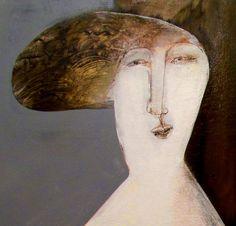 Victor Tkachenko Woman Painting, Figure Painting, Painting & Drawing, Modern Portraits, Visual Aesthetics, Feminine Mystique, Collage, Reading Art, Illustration Techniques