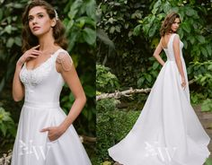 The Classic Bride Affordable Wedding Dresses, Designer Gowns, Satin Dresses, A Line Skirts, Wedding Designs, Perfect Fit, Corset, Wedding Gowns, Bodice