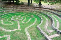 Labyrinth of Rome in Rome, Ga - 365 Atlanta Family